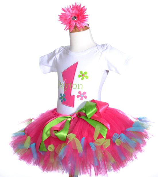 Kalliopelp vestidos para la primera fiesta de cumplea os - Cumpleanos de bebes ...