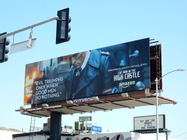 Man in High Castle 2016 Emmy FYC billboard