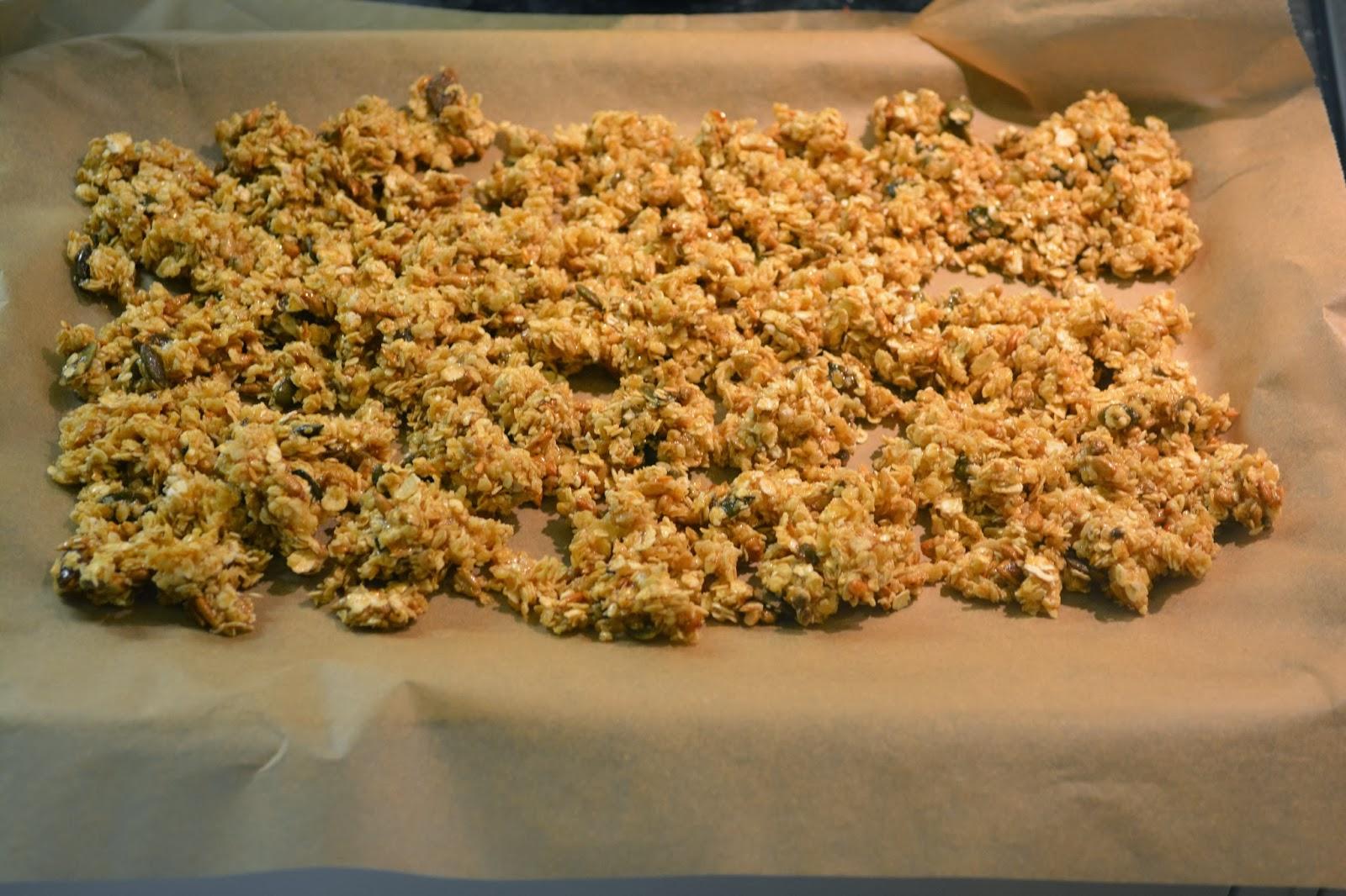 a granola rudakkal lefogyhat