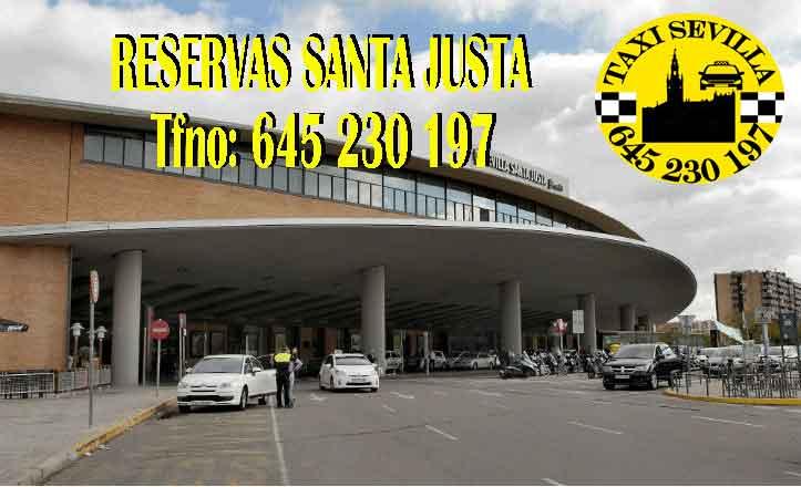 Santa Justa taxi reserva