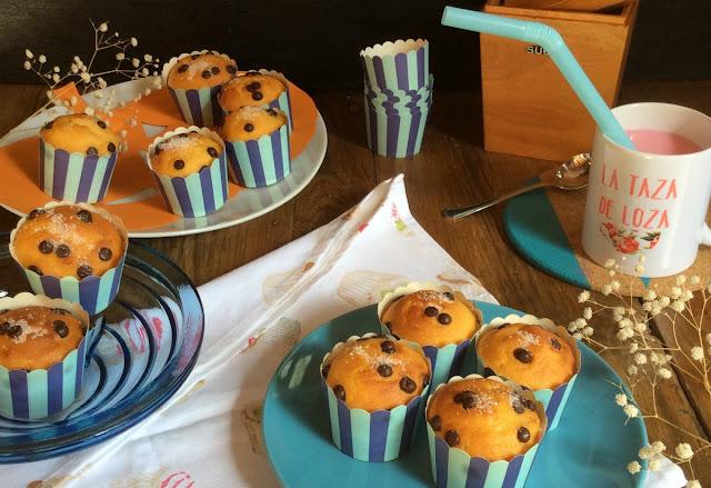 muffins-de-calabaza-y-chocolate