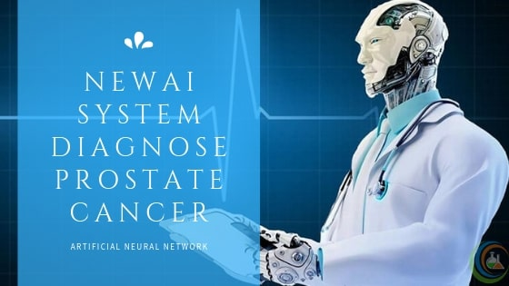 New AI system helps doctors to diagnose prostate cancer