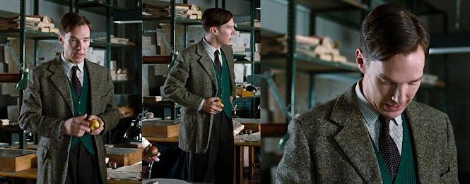 Alan Turing Green Waistcoat