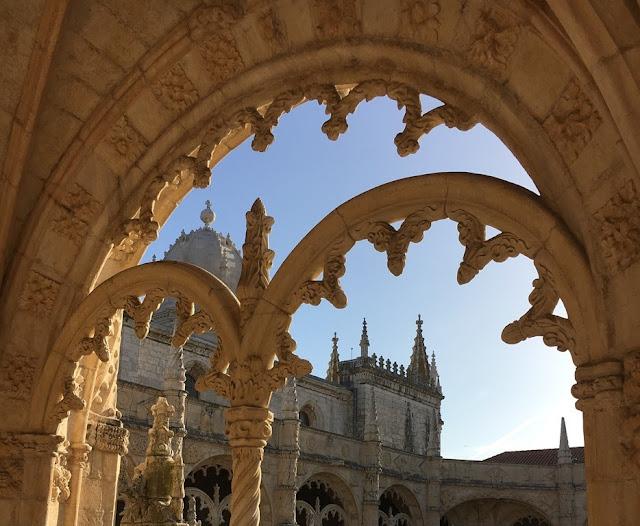 Claustro do Mosteiro dos Jerónimos - Arte