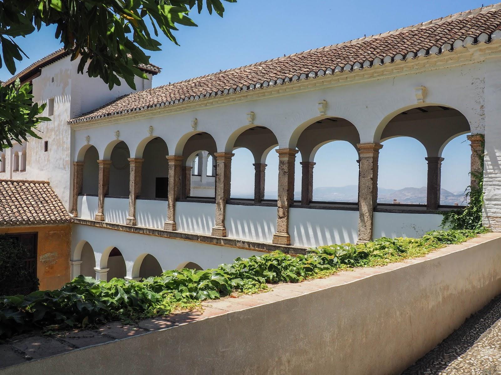 Alhambra, Andalucia, Espanja, Granada, Spain