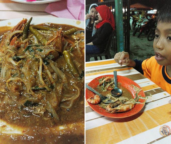 Along Char Kue Teow Parit Buntar