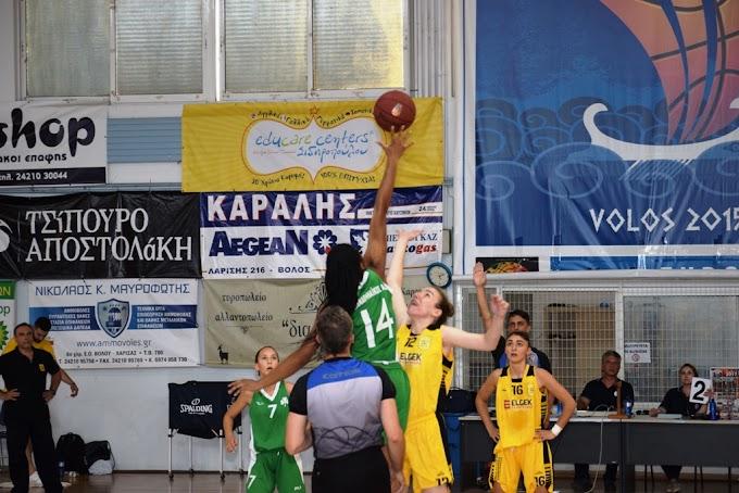 Δεν τα κατάφερε ο Αρης με τον Παναθηναϊκό-Εχασε με το ευρύ 27-55-Φωτορεπορτάζ της Ράνιας Γκοτσοπούλου από το παιχνίδι