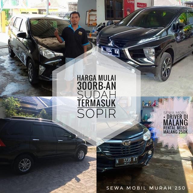 Sewa & Rental Mobil Di Stasiun Kota Malang
