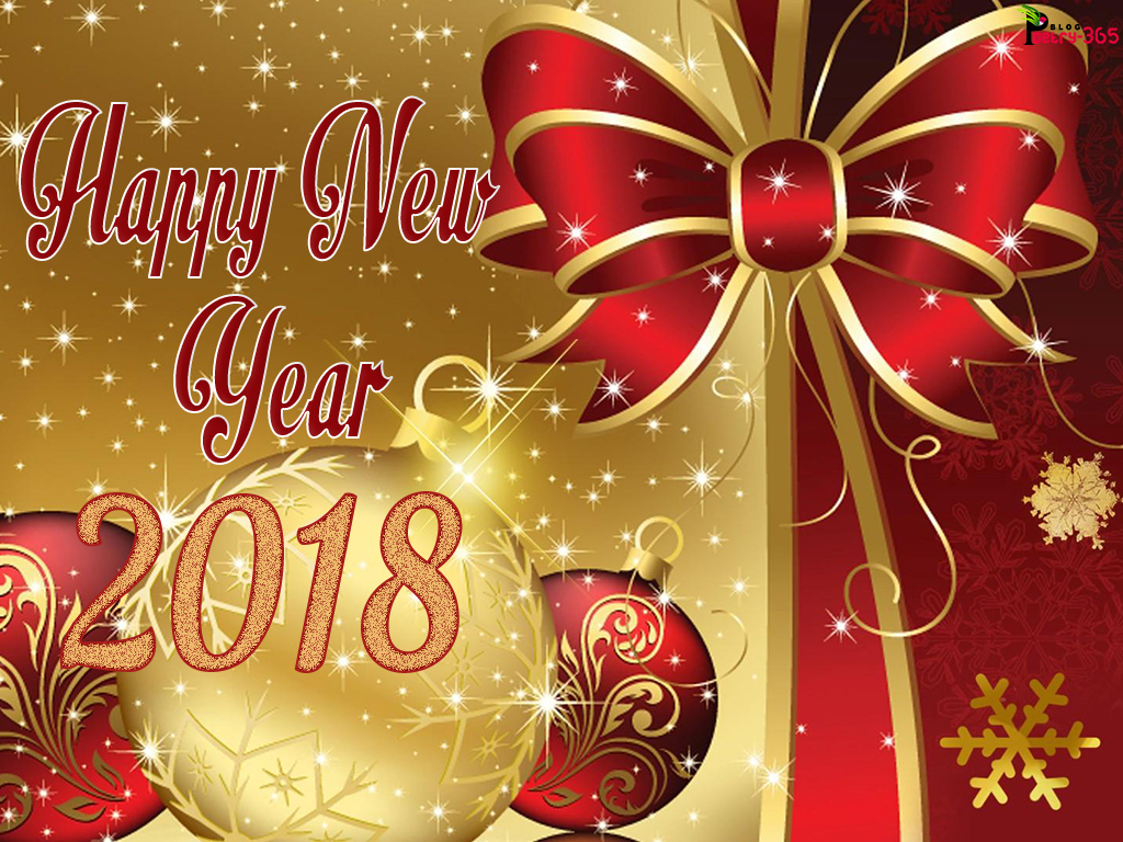 Wishes And Poetry: Welcome To Happy New Year 2018 Picture