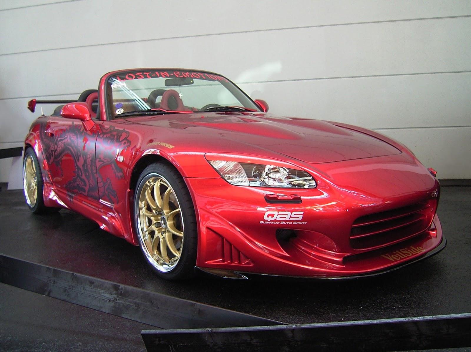 ALL SPORTS CARS & SPORTS BIKES : Honda Sports Cars HD