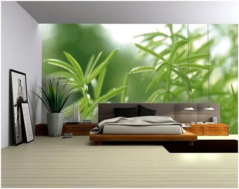 How to decorate bedrooms without window bedroom - How to decorate bedroom walls ...