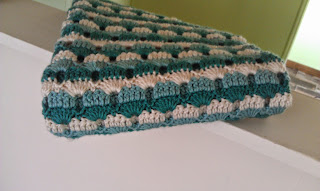 Shells Arches Crochet Blanket
