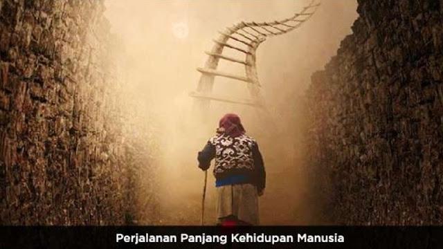 Jadilah Hamba Yang Shalih Hingga Kematian Datang Maka Seperti Inilah Perjalanan yang Dilalui