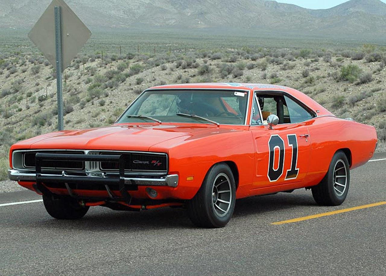 Million Posts 1969 Dodge Charger General Lee 1968