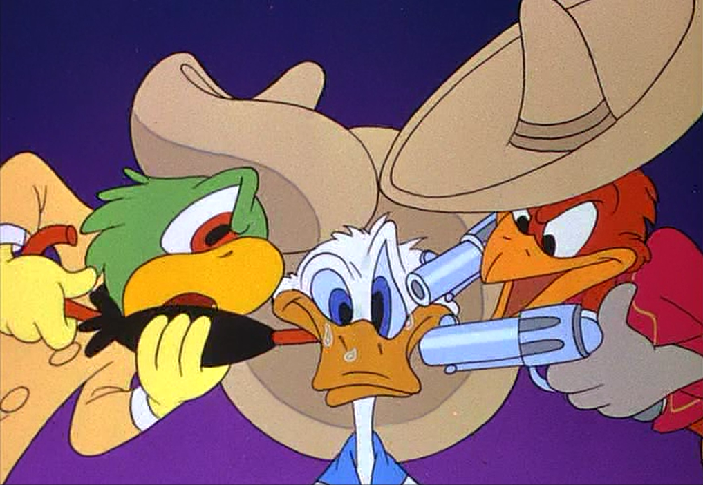 The Three Caballeros animatedfilmreviews.filminspector.com