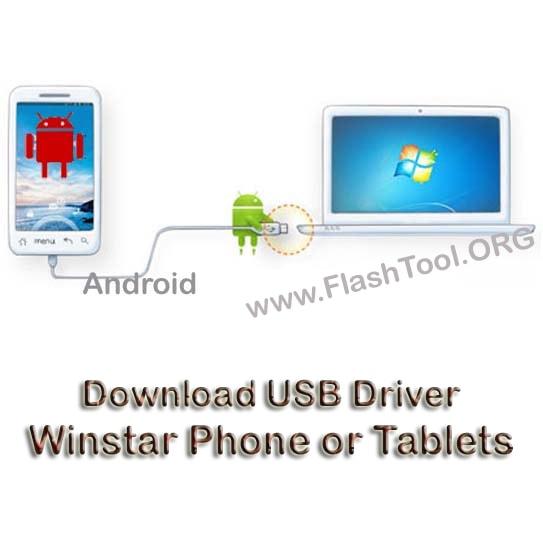 Download Winstar USB Driver