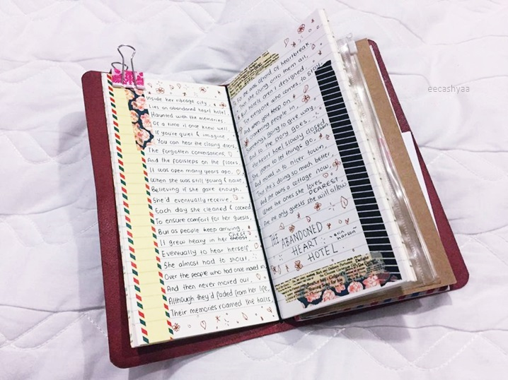 journaling stuff