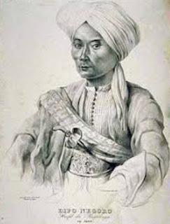 Biografi Pangeran Diponegoro Secara Singkat