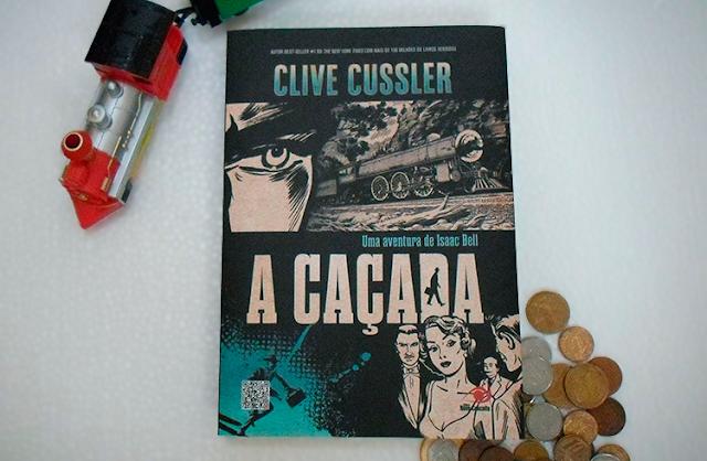 A caçada - Isaac Bell #1 (Clive Cussler)