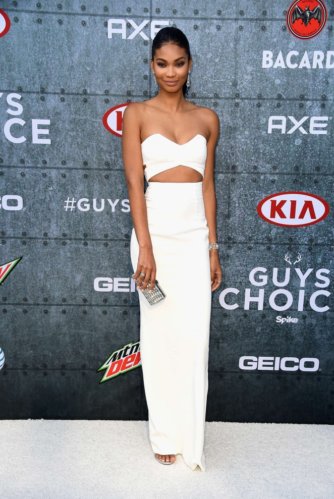 Chanel Iman – Spike TV's Guys Choice 2015 in Culver City
