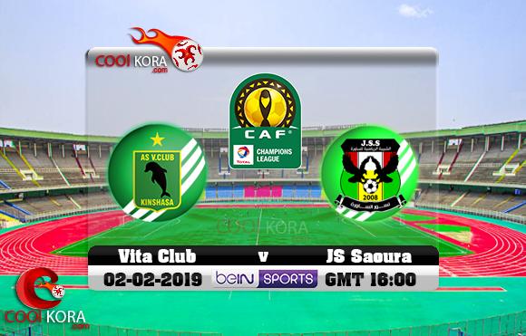 مشاهدة مباراة فيتا كلوب وشبيبة الساورة اليوم 2-2-2019 دوري أبطال أفريقيا