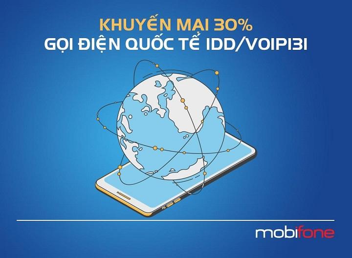 """MobiFone khuyến mại 30% cước gọi """"xuyên quốc gia"""" thời Covid-19"""