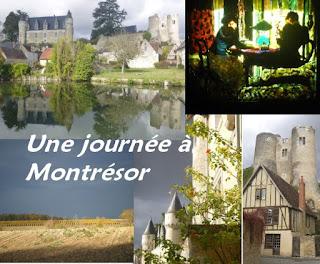 visiter montresor village touraine chateau gemmail halle indrois pont