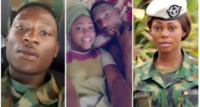 """Reason for killing My Girlfriend"" – Convicted Airforce Officer, Bernard Kalu Reveals"