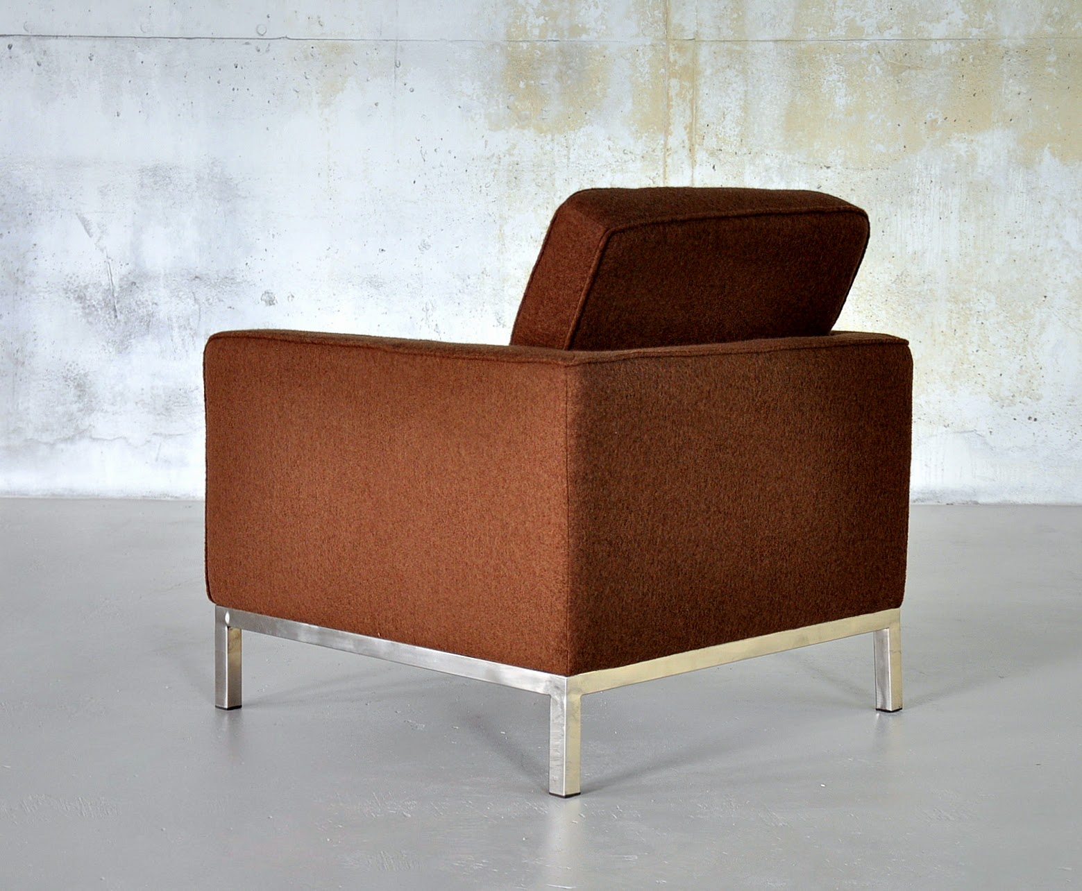 SELECT MODERN: Florence Knoll Style Lounge Chair