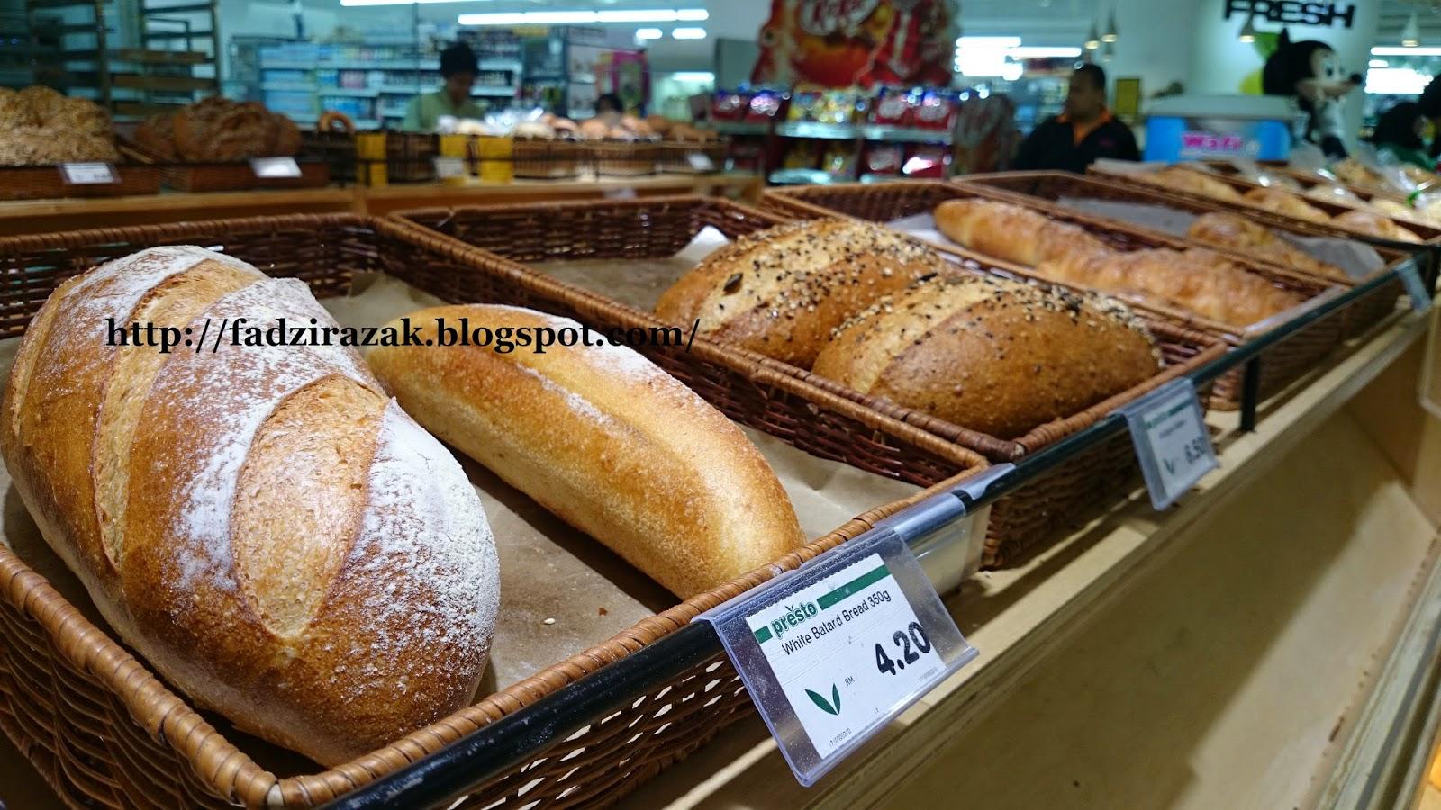 Supermarket Presto Bakery