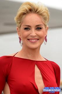 شارون ستون (Sharon Stone)، ممثلة أمريكية