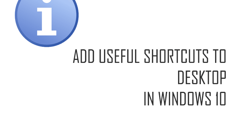 win 10 how to add firefox to shortcut desktop