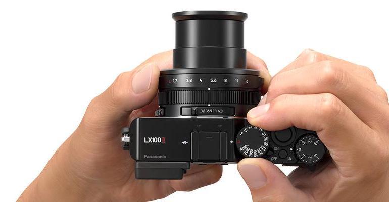 パナソニック,LUMIX LX100Ⅱを発表   456LABO