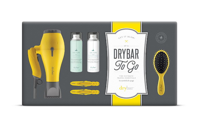 "Drybar's ""Drybar to Go"" blow out kit"