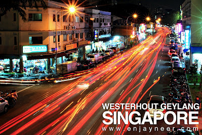 Geylang, Night life, Long Exposure, Singapore, Night, Nightscape, Shoot