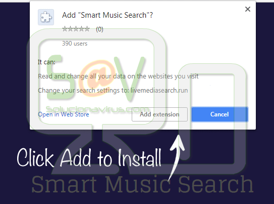 Smart Music Search (Hijacker)