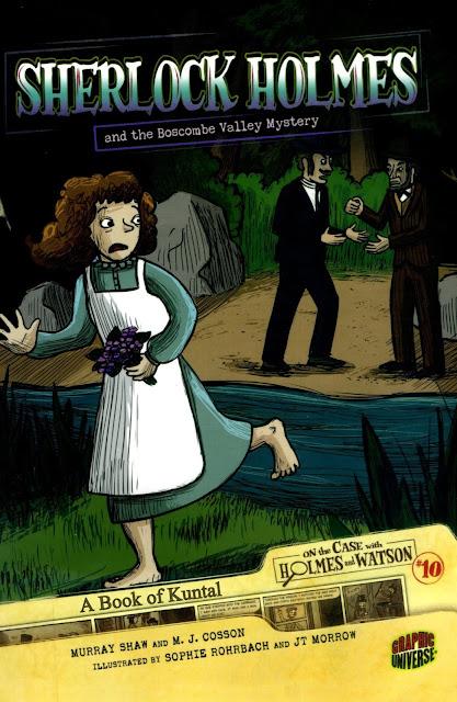 Sherlock Holmes (Boscombe Valley Mystery)