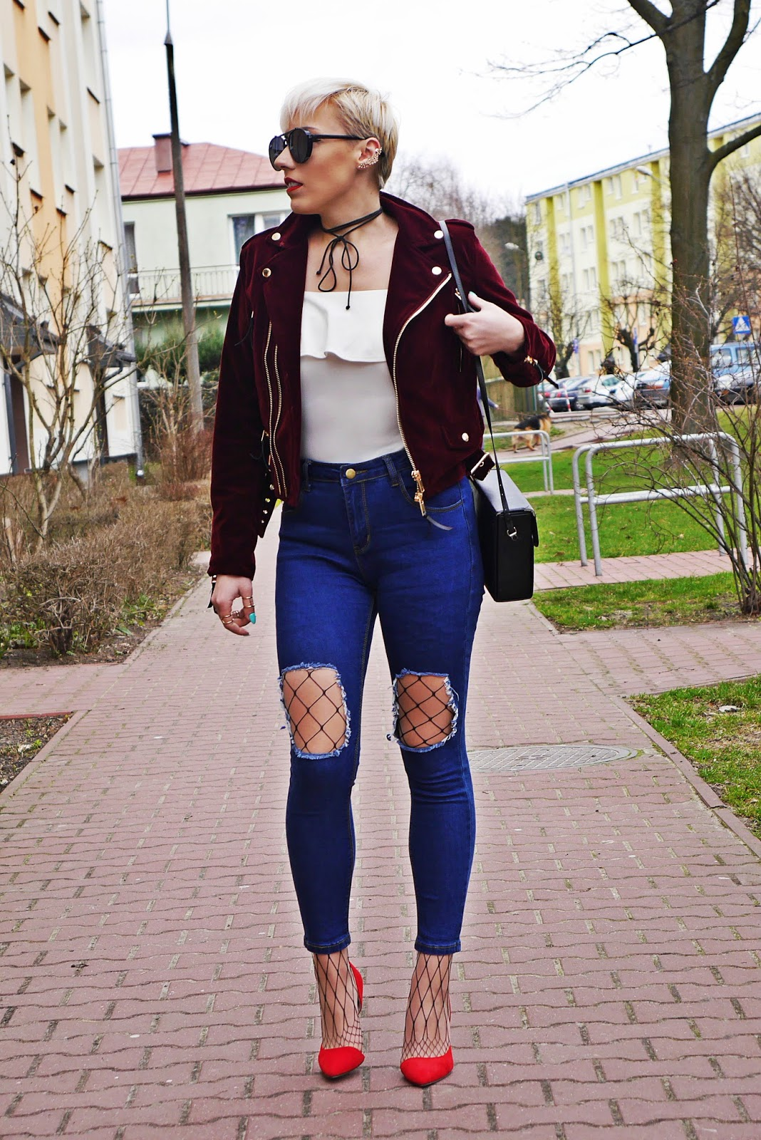 czerwone_szpilki_welurowa_ramoneska_karyn_blog_look-ootd_300317b
