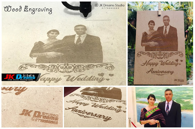 Wood Engraving in Jaffna , Best Laser Cutting , JK Studio , The Best Laser Cutters and Engravers ,Wood Engraving and Printing