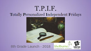 TPIF Launch!
