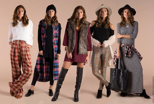 Moda otoño invierno 2016. Cenizas ropa de mujer otoño invierno 2016. Moda invierno 2016.