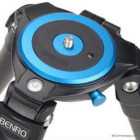 Benro Updated Combination Series Carbon Fiber Tripods