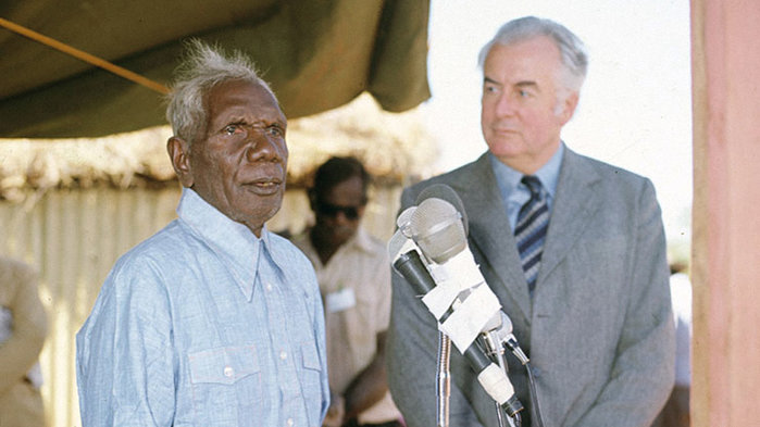 the life and contributions of aboriginal rights activist vincent lingiari Rights by a state from exercising ordinary citizens' voting rights at federal   activists such as john koowarta, vincent lingiari, eddie mabo and  more  pointedly, the disparity of life-  the practical work has now begun toward  implementing.