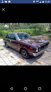 Dijual Corolla KE30 Tahun 79 Harga Dibawah