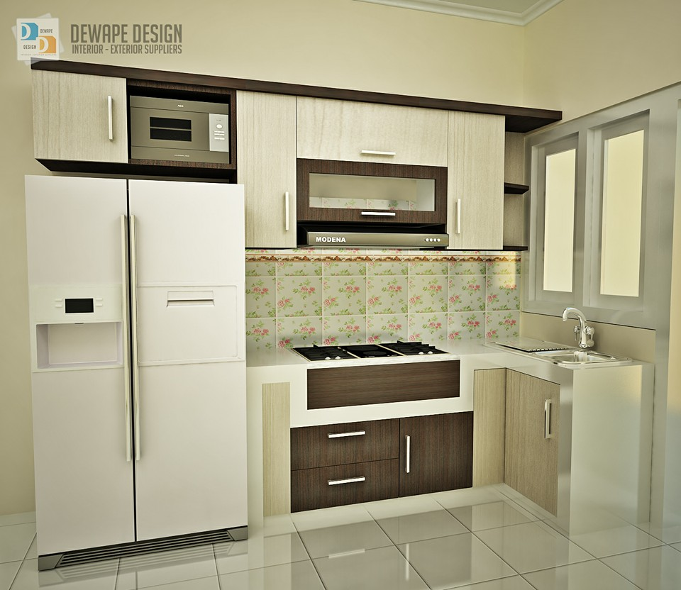 Kitchen Set Nuansa Hijau: Jual Lemari Pakaian Malang: Kitchen Set Minimalis Murah Di