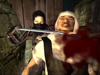 Shinobido: Way of The Ninja (PS2) 2006
