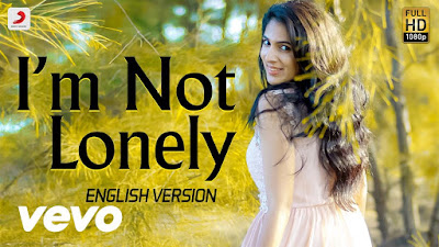 I'M NOT LONELY VIDEO SONG POORTHI PRAVIN