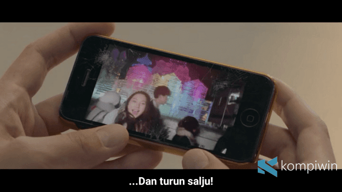 memunculkan subtitle di android