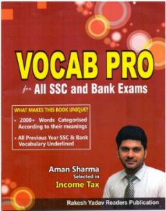 Vocab Pro English Book by Aman Sharma pdf free Download