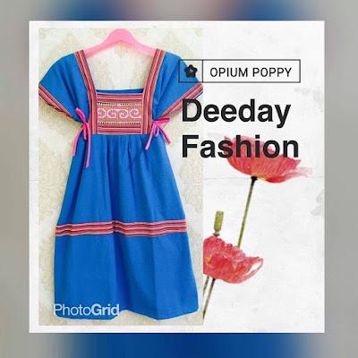 เสื้อผ้าพื้นเมือง deedayfashion